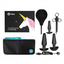 Buy B-VIBE - ANAL TRAINING & EDUCATION SET BLACK with the best price