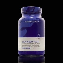Buy VIAMAX - MAXIMIZER PLUS FOR MEN 60 TABS with the best price
