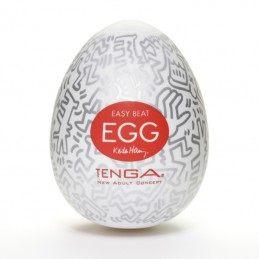 Buy Tenga - Egg Ona Cap Keith Haring design with the best price