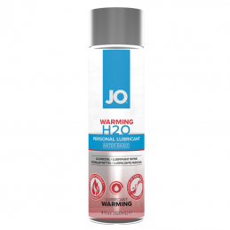 Купить SYSTEM JO - H2O согревающая смазка 120ml по лучшей цене в Эстонии