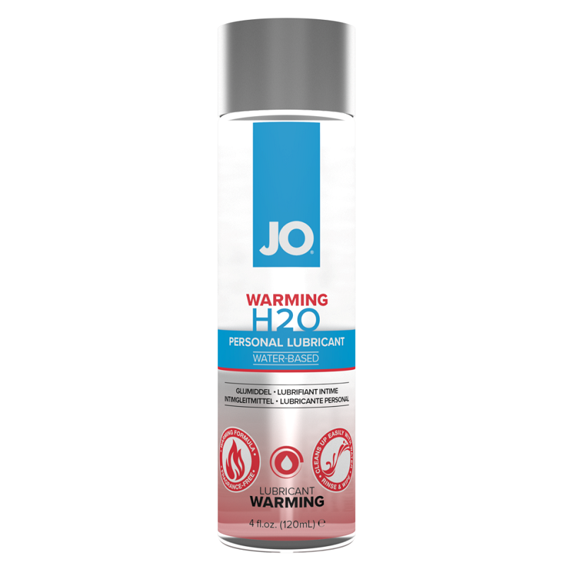 Buy SYSTEM JO - H2O WARMING LUBRICANT 120ML with the best price