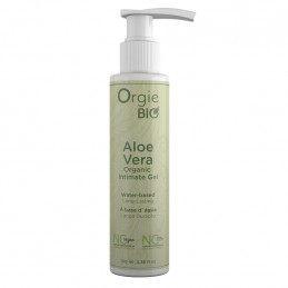 Osta parima hinnaga Orgie Bio Aloe Vera orgaaniline veebaasil intiimgeel - 100ml - LIBESTID