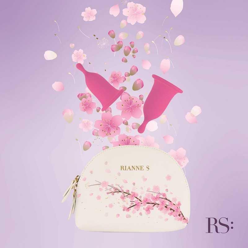 Купить Rianne S - Менструальная чашечка - CHERRY CUP по лучшей цене в Эстонии