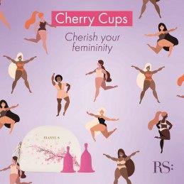 Osta parima hinnaga Rianne S - Menstruaalanum - CHERRY CUP - KEHAHOOLDUS