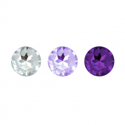 Buy RIANNE S - BOOTY PLUG SET 3X PURPLE with the best price
