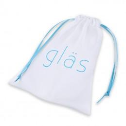 Купить GLÄS - ROSEBUD GLASS BUTT PLUG по лучшей цене в Эстонии