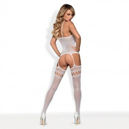 Buy OBSESSIVE - BODYSTOCKING F214 S/M/L with the best price