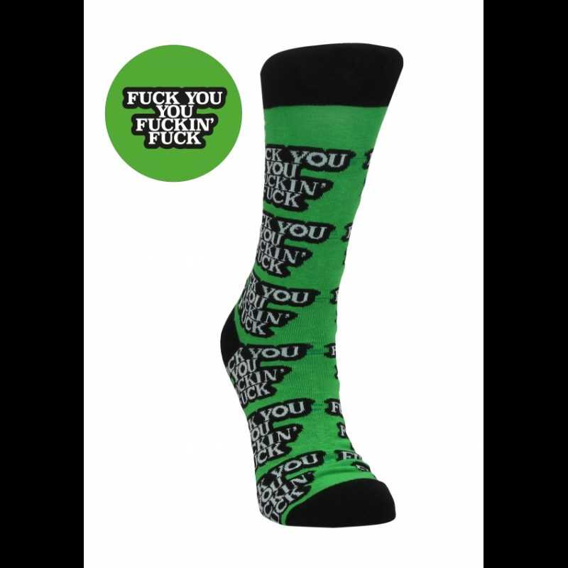 Buy SEXY SOCKS - FUCK YOU with the best price