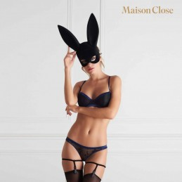 Buy MAISON CLOSE - LES FÉTICHES BUNNY EYEMASK WITH TAIL with the best price