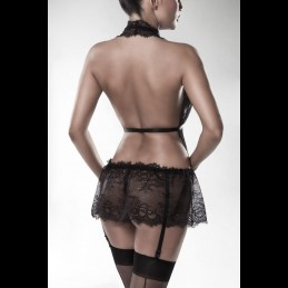 Buy GREY VELVET - LACE-SET with the best price