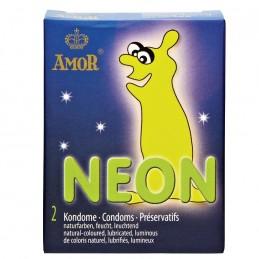 Купить AMOR NEON CONDOMS по лучшей цене в Эстонии