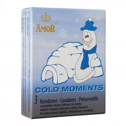 Купить AMOR COLD MOMENTS CONDOMS по лучшей цене в Эстонии