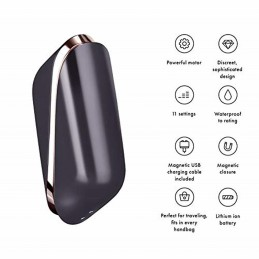 Buy SATISFYER - PRO TRAVELER - COMPACT AIR PULSE STIMULATOR with the best price