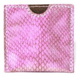 Devine French Envelope Pink Snake