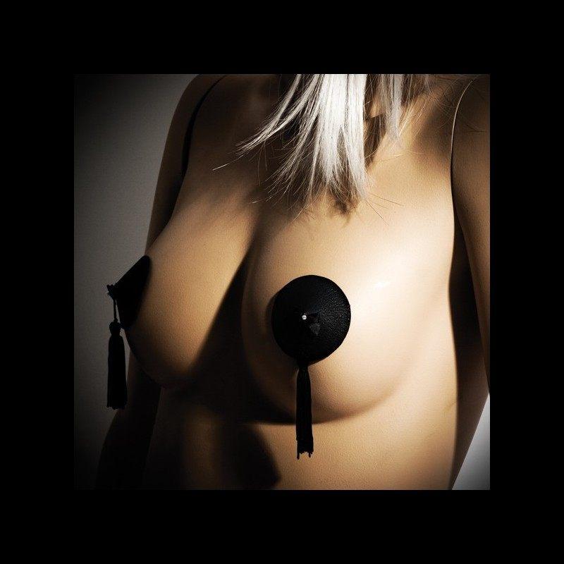 Bijoux Indiscrets - Burlesque Pasties Black