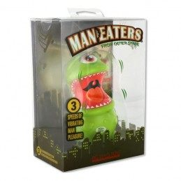 Man Eaters From Outer Space