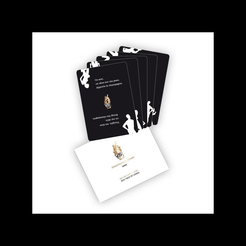 YESforLOV - Sexy Pack of Cards