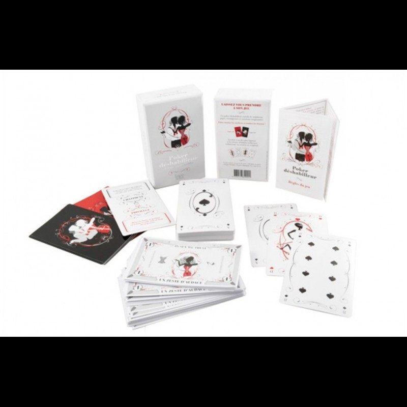 """Love Is Fun€"""" Undressing Poker"""