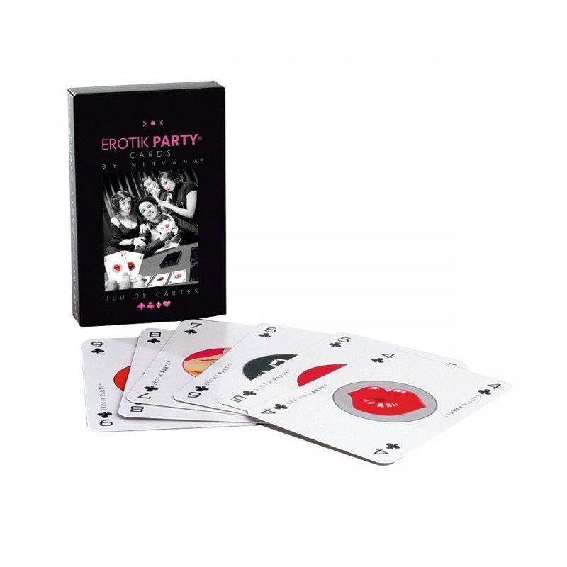 Nirvana - Erotik Party Cards