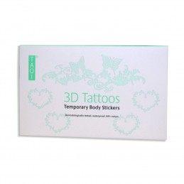 Taoi - 3D Bracelet 3 Tattoos