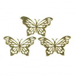 Taoi - 3D Tattoo 3 Butterflies