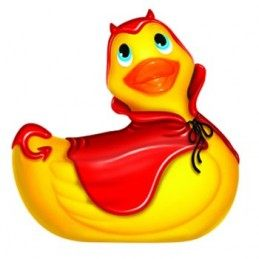 Big Teaze Toys - I Rub My Duckie Red Devil