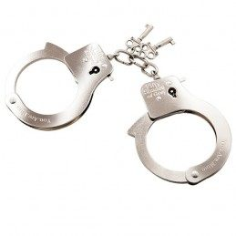 Viiskümmend Halli Varjundit - You. Are. Mine. Metal Handcuffs