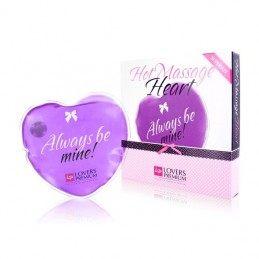 LoversPremium - Hot Massage Heart XL Be Mine