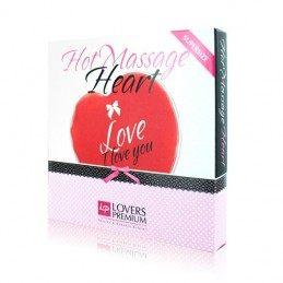 LoversPremium - Hot Massage Heart XL Love