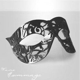 Faire Hommage - nahast mask Fragile