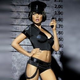 Obsessive - Police Set Costume
