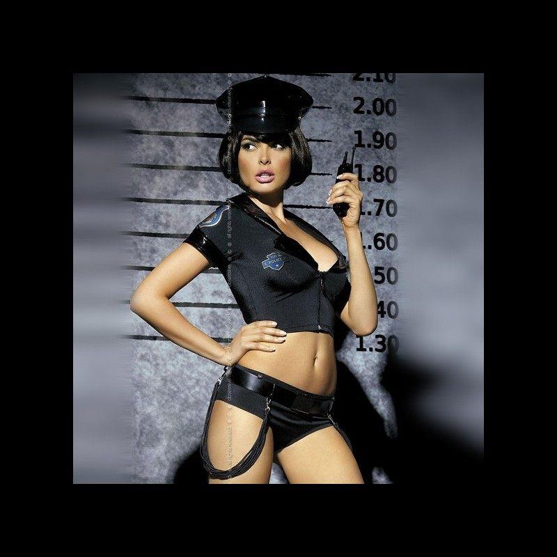 Obsessive - Police Set Costume