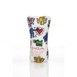 Tenga - Ona Cup Keith Haring дизайн