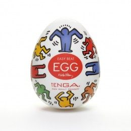 Tenga - Egg Ona Cap Keith Haring design